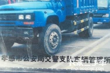 二手自卸车 东风新疆(原专底/创普) 190马力图片