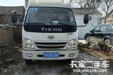 二手载货车 唐骏汽车 95马力图片