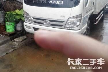 二手轻卡 福田奥铃 103马力图片