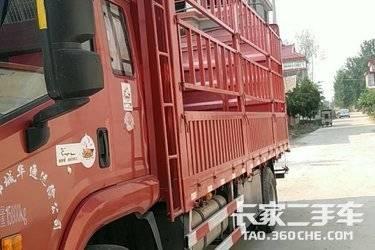 二手载货车 福田时代 170马力图片