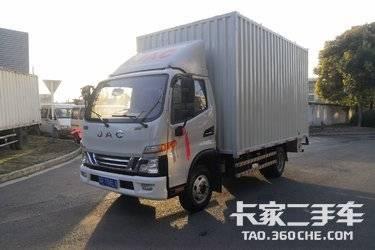 二手江淮骏铃 骏铃V6 130马力图片