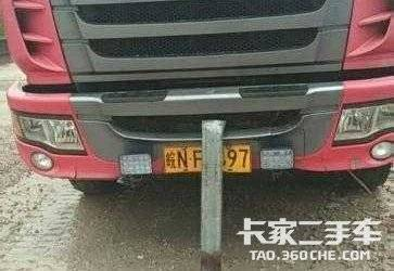 二手自卸车 江淮格尔发 260马力图片