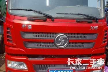 二手陕汽商用车 轩德X6 160马力图片