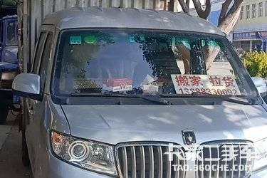 二手华晨鑫源金杯 金杯T32 110马力图片