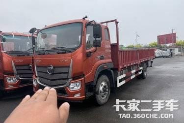 载货车 福田欧马可 170马力