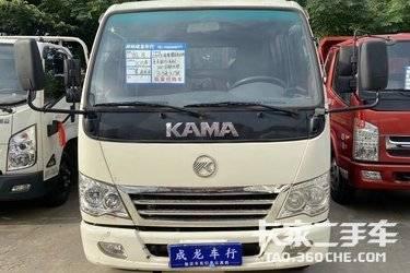 二手载货车 凯马 96马力图片