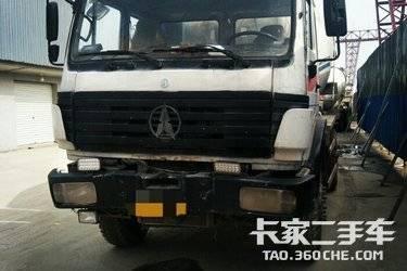 二手搅拌车 中集凌宇(凌宇牌) 336马力图片