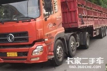 二手牵引车 东风新疆(原专底/创普) 375马力图片