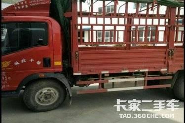 二手载货车 重汽HOWO轻卡 115马力图片