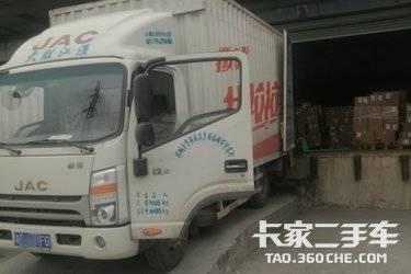 二手载货车 江淮帅铃 152马力图片