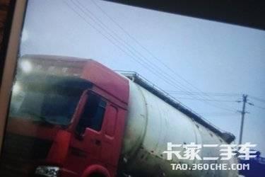 二手专用车 中国重汽 336马力图片