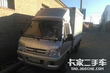 二手载货车 福田时代 45马力图片