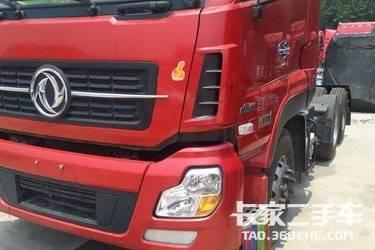 二手卡车牵引车  东风商用车 420马力