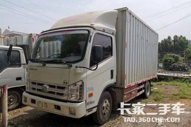 二手载货车 时代汽车(原福田时代) 165马力图片