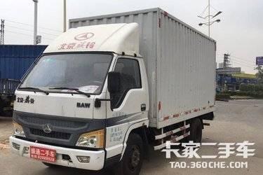 二手卡车载货车 北京牌 130马力