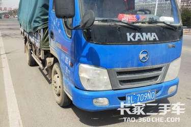 二手载货车 凯马 200马力图片