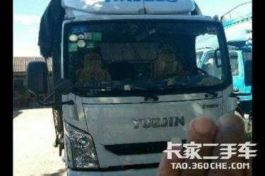 二手载货车 南京依维柯 130马力图片