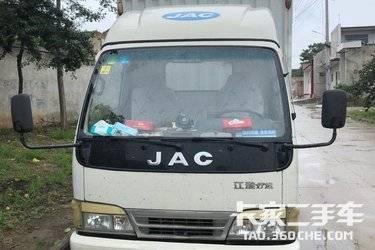 二手载货车 江淮星锐 110马力图片
