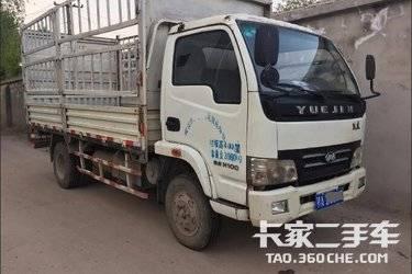 二手载货车 南京依维柯 110马力图片