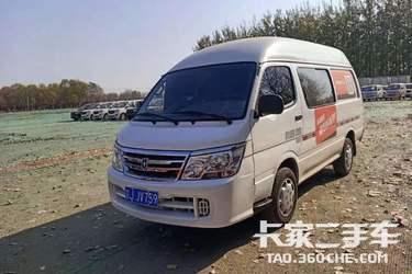 二手载货车 华晨鑫源金杯 156马力图片