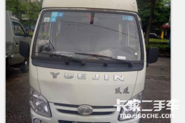 卡家自营载货车 上汽跃进 车在广东湛江
