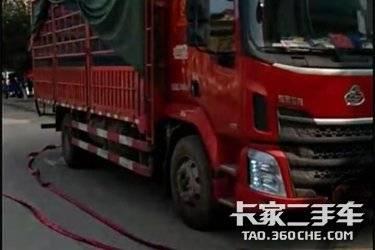 二手载货车 东风柳汽 185马力图片