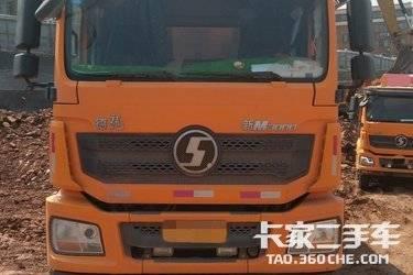 自卸車 陜汽重卡 400馬力