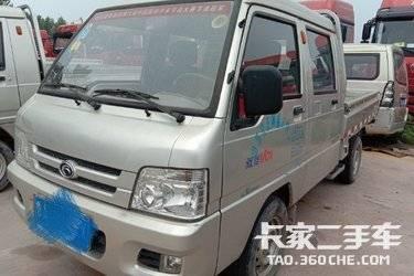 二手载货车 福田时代 62马力图片