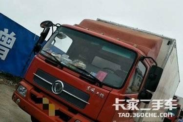 二手载货车 东风商用车 160马力图片