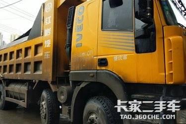 二手载货车 依维柯 340马力图片