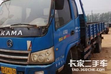 二手载货车 凯马 80马力图片