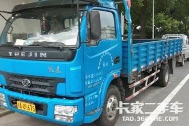 二手载货车 南京依维柯 120马力图片