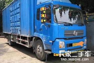 二手卡车载货车  东风商用车 180马力
