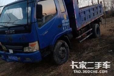 自卸車 東風福瑞卡(全***) 103馬力