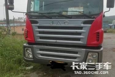 二手载货车 江淮格尔发 310马力图片