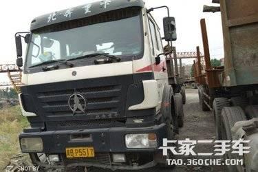 二手牵引车 北京牌 380马力图片