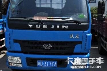 二手载货车 南京依维柯 113马力图片