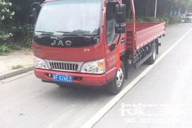 二手轻卡 江淮康铃 110马力图片
