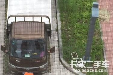 二手载货车 东风途逸 115马力图片