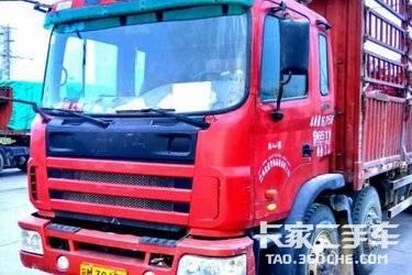 二手载货车 江淮格尔发 190马力图片
