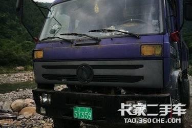 二手自卸车 东风创普 220马力图片