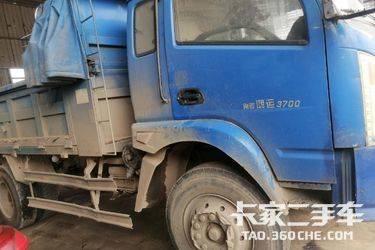 二手卡车自卸车 南骏汽车 140 马力