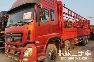 二手载货车 东风商用车 310马力图片
