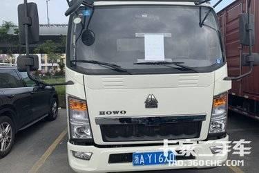 二手载货车 重汽豪沃(HOWO) 120马力图片