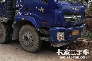 二手载货车 唐骏汽车 170马力图片