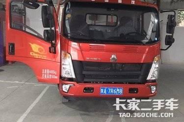二手载货车 重汽豪沃(HOWO) 129马力图片