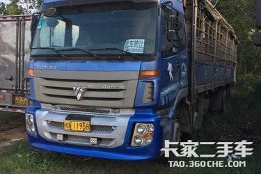 二手载货车 福田欧曼 280马力图片