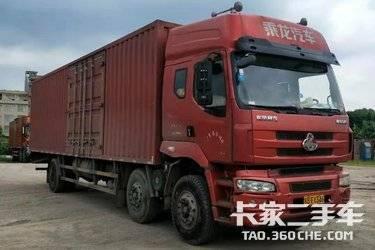 二手载货车 东风柳汽 245马力图片