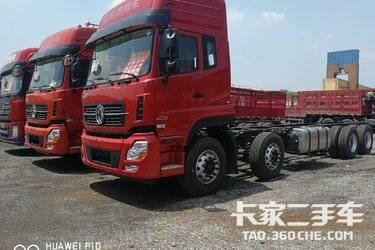 二手卡车载货车 东风商用车 450马力