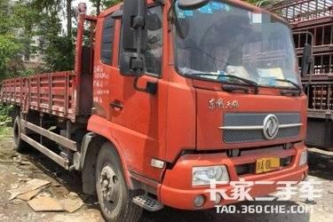 二手卡车载货车  东风商用车 140马力